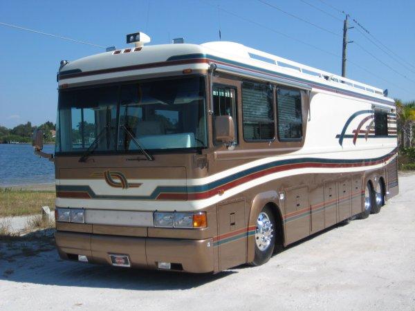 American RV Sold